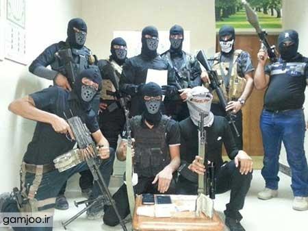 9306 7m3323 2014 09 15 عکسهایی از موبایل اعضای داعش