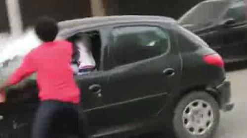هشدار پلیس به شوخی آب پاشی به دختران