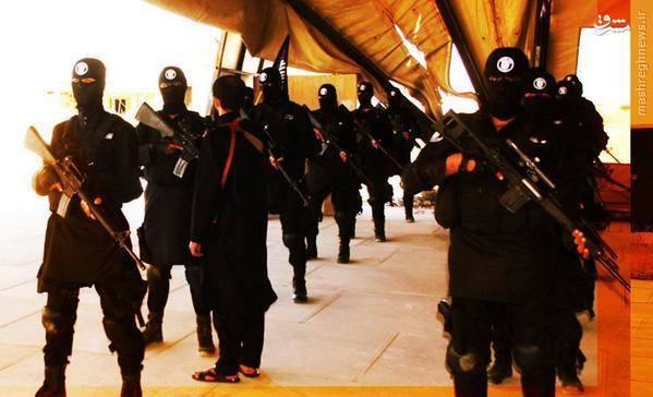 نیروهای ویژه داعش + تصاویر