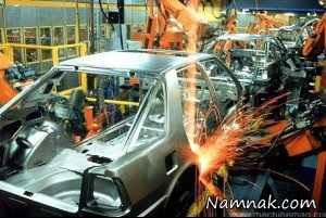 کاهش کیفیت خودروهای داخلی