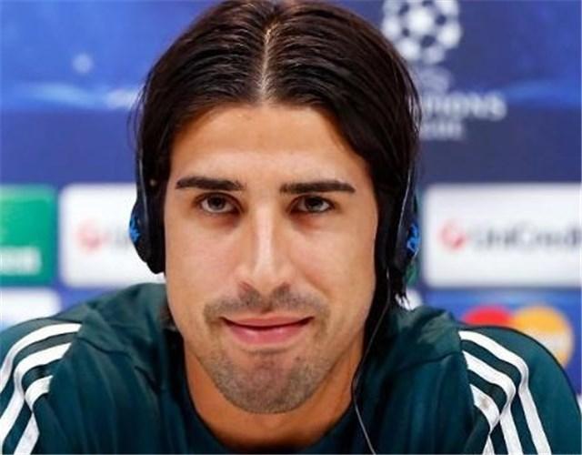 خدیرا: رئال مادرید در قلب من جای دارد