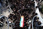 گزارش لحظه به لحظه از مراسم تشییع مرتضی پاشایی + تصاویر