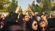 فیلم مراسم تشییع پیکر مرتضی پاشایی