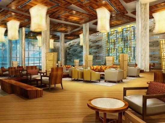 15 7 تصاویری از مدل چیدمان لابی هتل