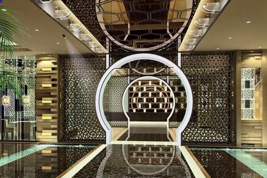 15 4 تصاویری از مدل چیدمان لابی هتل