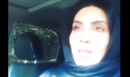 اشک های لیلا بلوکات برای مرتضی پاشایی + فیلم