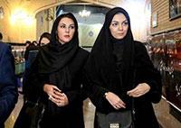 چهره ها در مراسم ختم مرتضی پاشایی از حبیب تا قلعه نویی و آرمین ۲afm!  + تصاویر