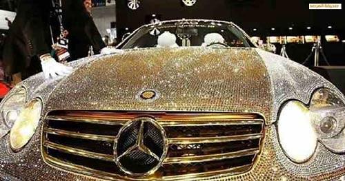 گران ترین ماشین جهان به مالکیت شاهزاده در دوبی