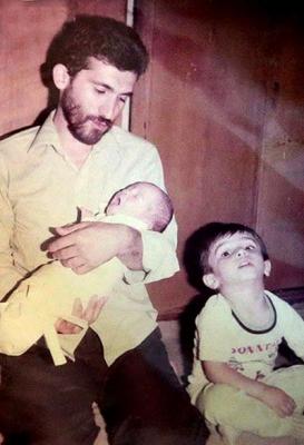 عکس های دیده نشده از آلبوم خانوادگی مرتضی پاشایی (از تولد تا وفات)