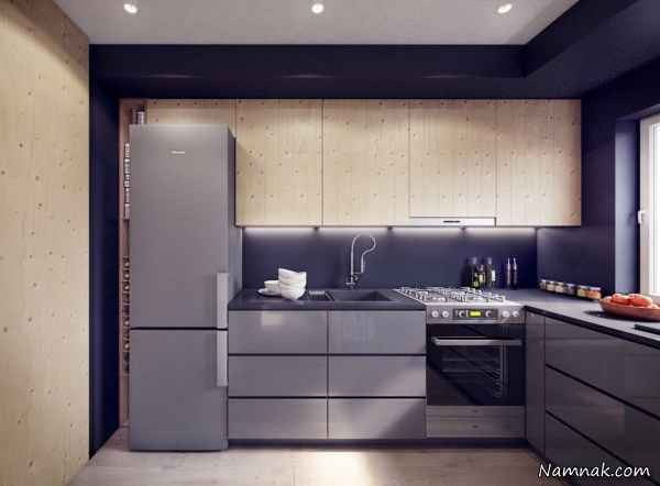 مدل کابینت آشپزخانه ۲۰۱۵ – سری ۲