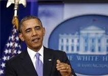 توهین جدید اوباما به ایرانیان/ ایران کشوری یاغی است!