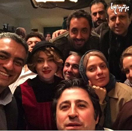 جدیدترین سلفی افراد مشهور، از فرهاد مجیدی تا رضا عطاران و هانیه توسلی