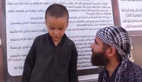 لباساجباری داعش برای دانشآموزان+عکس