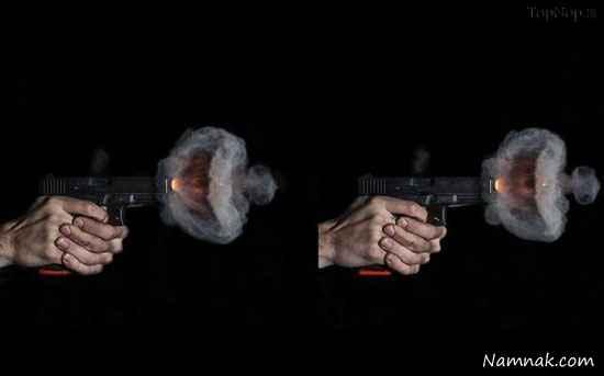 شلیک کردن تیر