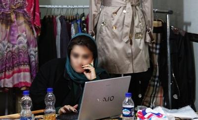 6788a0ed6e1addbcc3479828db0dd422 simafun.com بد حجابی در نمایشگاه حجاب /تصاویر