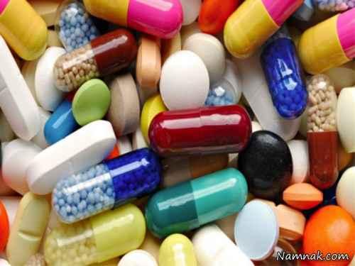 عوارض آنتی بیوتیک ها و قرص های سرماخوردگی