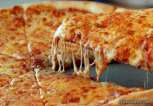 پیتزا نیویورکی