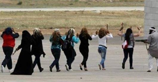 تجاوز گروهی داعشی ها به زنان ایزدی