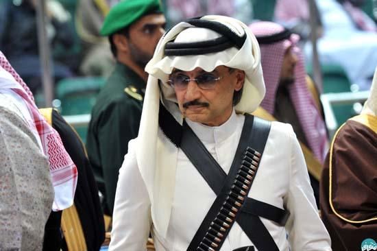 لباس و ظاهر ثروتمندترین مرد عرب +عکس