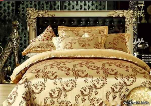 مدل تخت خواب دونفره شیک