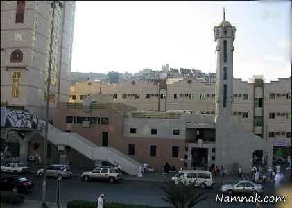 مسجدی جالب در مکه