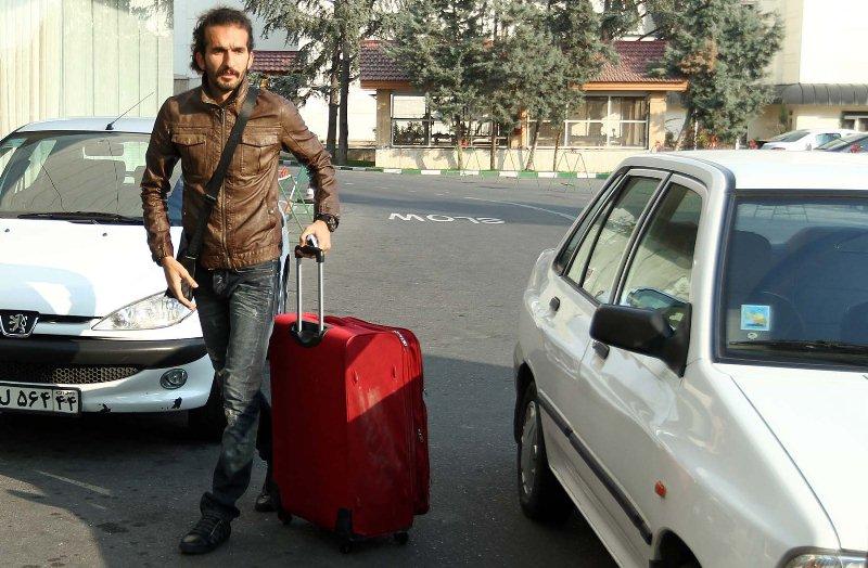 Vakonesh.Com   74859c51ff260a10ce01b22e76a461f2 تیپ ملی پوشان هنگام ورد به اردو /تصاویر