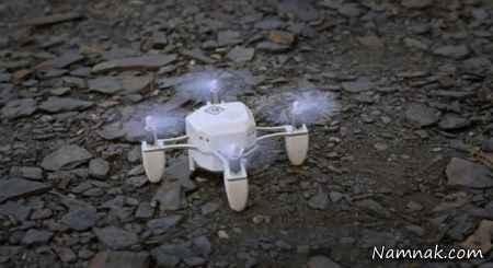 ربات پرنده برای سلفی