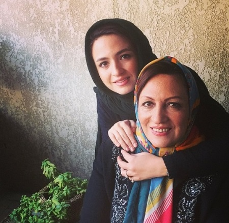 چالش ایرانی هنرمندان با مادرشان + تصاویر