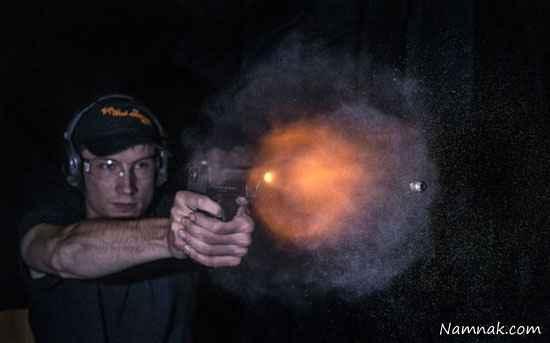 شلیک تیر