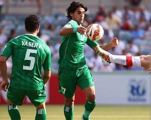 خبر نتیجه دوپینگ بازیکن تیم ملی عراق