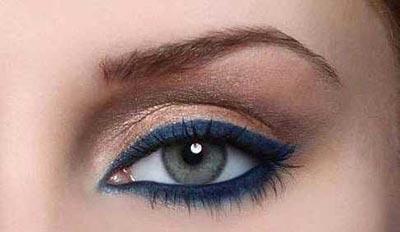 نحوه آرایش چشم,آرایش چشم ساده,انواع آرایش چشم
