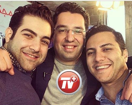 محمد رضا احمدی:بدون پارتی گزارشگر شدم