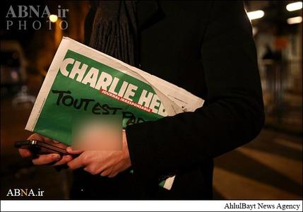 مجله شارلی ابدو بار دیگر به ساحت مقدس پیامبر(ص) اهانت کرد + تصاویر