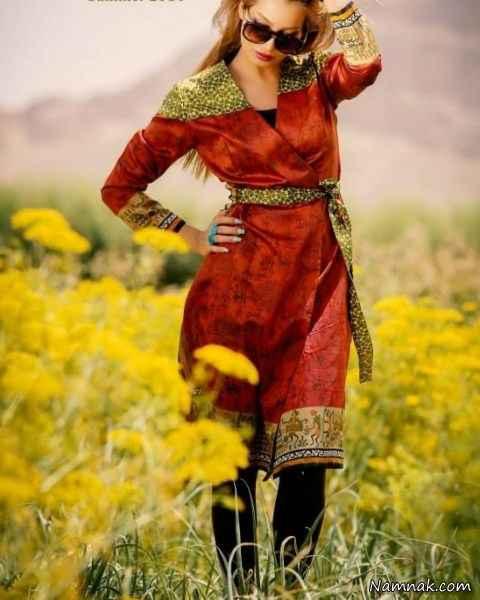 مدل مانتو شیک ایرانی ممتاز نیوز