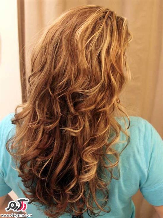 فر کردن موی صاف