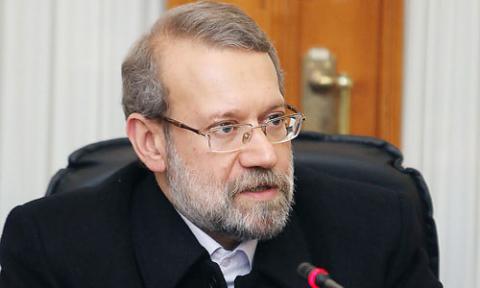 پیام تبریک رئیس مجلس به آیت الله یزدی