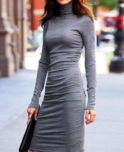 مدل های پیراهن یقه ایستاده به پیشنهاد مجله Stylist