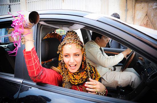 آداب و رسوم جالب عروسی در ترکمن ها