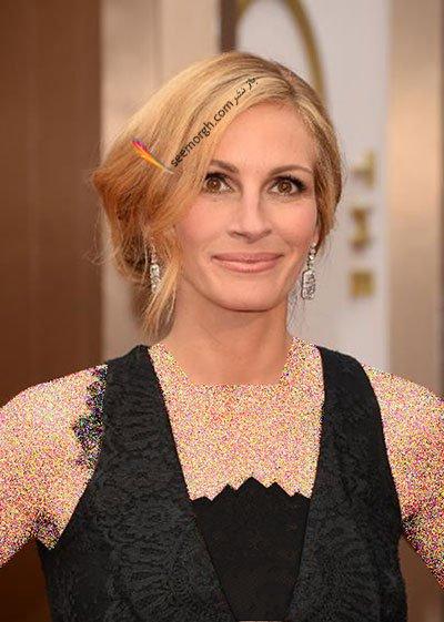 بهترین آرایش ها در مراسم اسکار از گذشته تا کنون