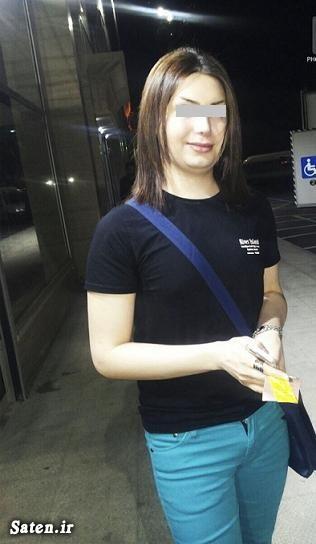 دستگیری پسرِ دخترنمای آبادانی در شیراز /تصاویر