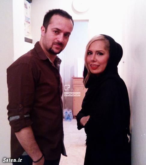 عکس های احمد مهرانفر(ارسطو) و همسرش!