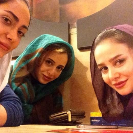 جدیدترین تصاویر الناز حبیبی در اینستاگرام