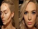 تکنیکهای آرایشی برای پُر کردن صورت /عکس