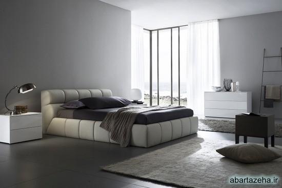 مدل تخت خواب دو نفره جدید و شیک 2015