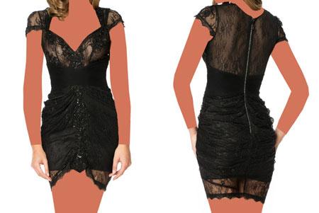 لباس مجلسی کوتاه,مدل لباس مجلسی