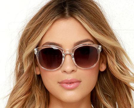 جدیدترین مدل های عینک آفتابی زنانه ۲۰۱۵