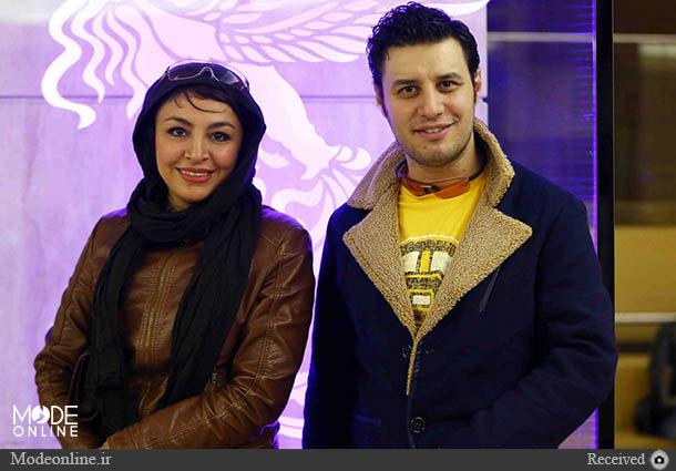 عکس های بازیگران ایرانی و همسرانشان جدید