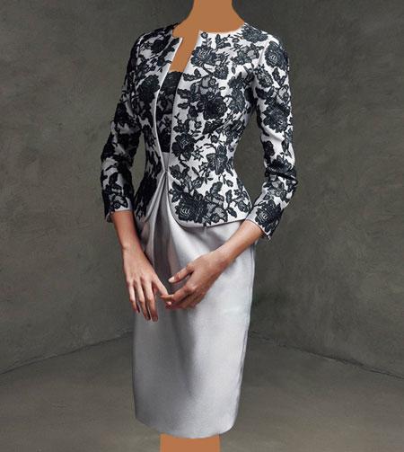 مدل لباس مجلسی کوتاه با گیپور,لباس مجلسی گیپور دار,جدیدترین مدل لباس مجلسی گیپور