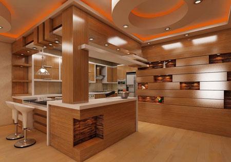 دکوراسیون آشپزخانه,دکوراسیون آشپزخانه ایرانی,دکوراسیون داخلی آشپزخانه