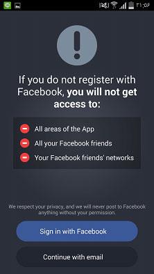 دانلود شبکه اجتماعی Badoo, اپلیکیشن موبایل
